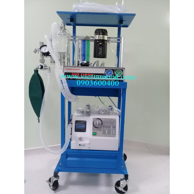 Hệ thống máy gây mê giúp thở Soft Lander + Lotus