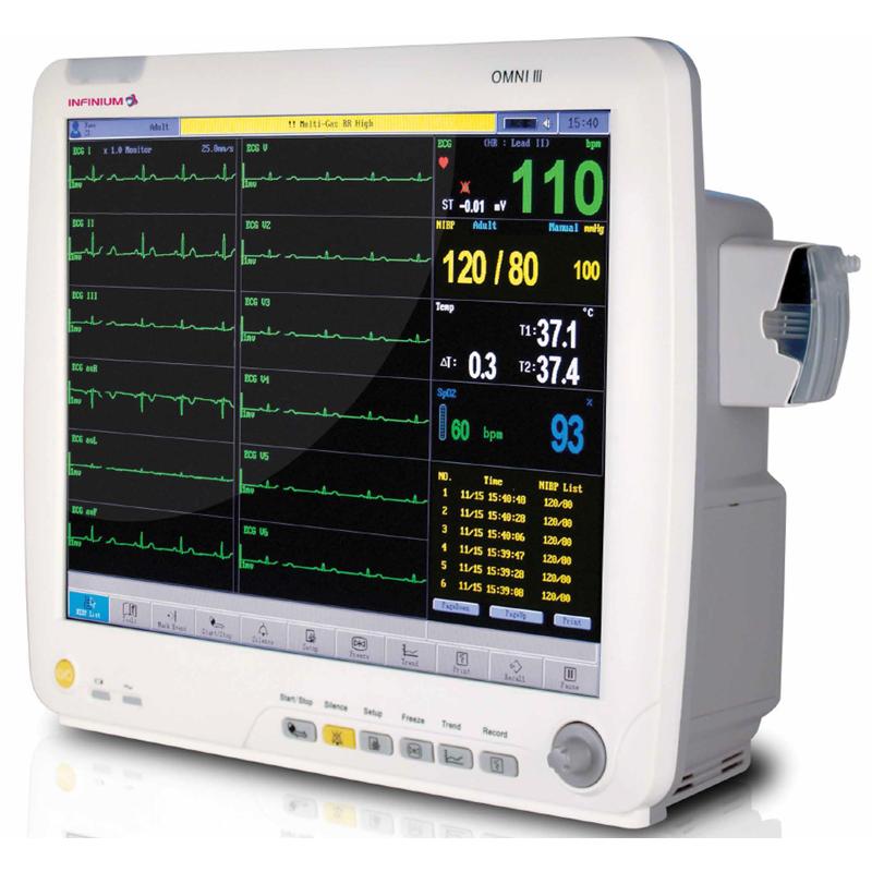 Monitor theo dõi bệnh nhân đa thông số Infinium OMNI III