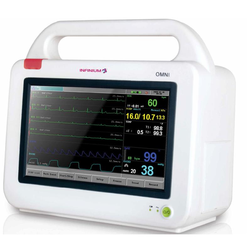 Monitor theo dõi bệnh nhân đa thông số - OMNI