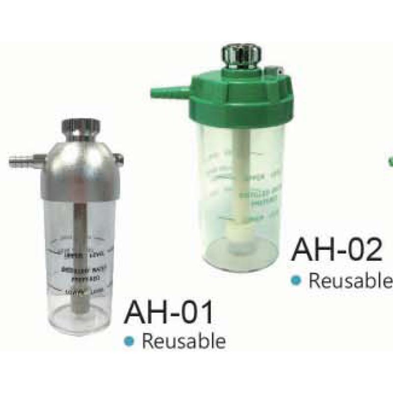 Bình tạo ẩm Oxy 150ml AH-01