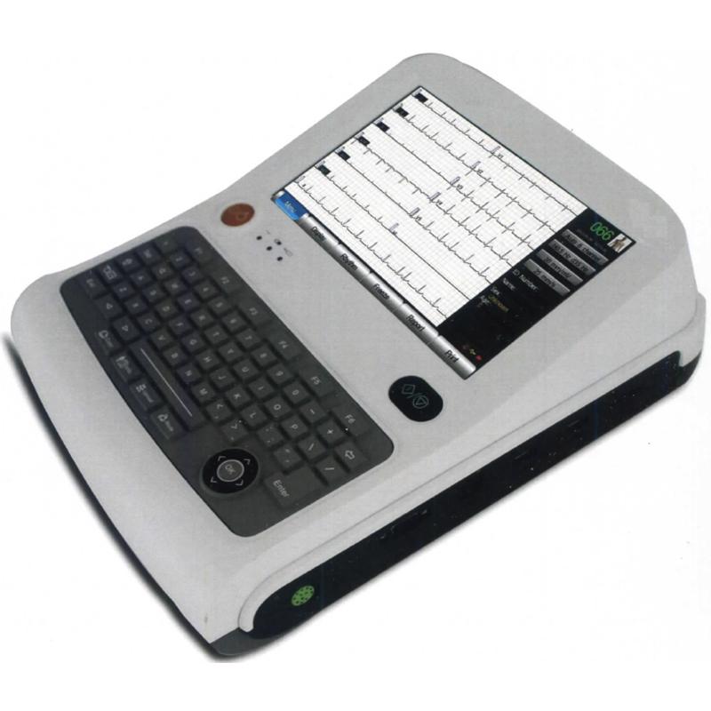 Máy điện tim kỹ thuật số 12 kênh Neucardio E12pro