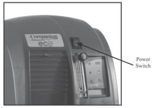 Máy tạo oxy companion 5-HDSD