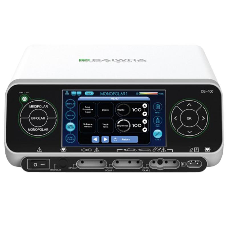 Máy cắt đốt điện cao tần có tần số siêu âm DUB-100