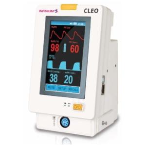 Monitor theo dõi bệnh nhân 3 thông số Cleo